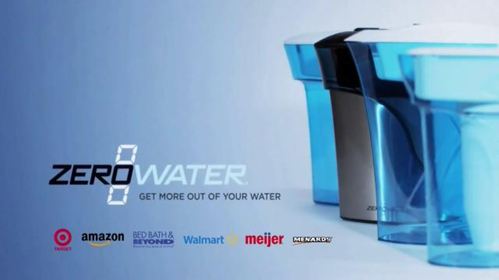 Zero Water Tv Commercial Not Equal Ispot Tv