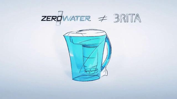 Zero Water TV Spot, 'Not Equal' - Thumbnail 1