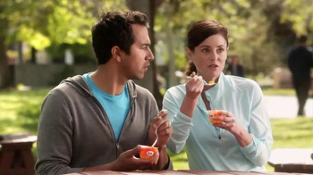 Dole Fruit Bowls TV Spot, 'Mixed Doubles' - Thumbnail 1