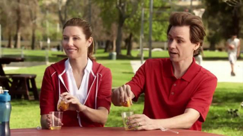 Dole Fruit Bowls TV Spot, 'Mixed Doubles' - Thumbnail 2