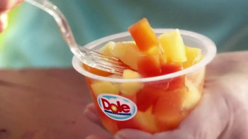 Dole Fruit Bowls TV Spot, 'Mixed Doubles' - Thumbnail 3