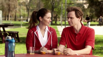 Dole Fruit Bowls TV Spot, 'Mixed Doubles'