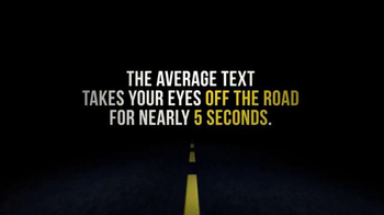 Stop the Texts, Stop the Wrecks TV Spot, 'Graphic'