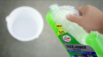 Turtle Wax M.A.X.-Power Car Wash TV Spot, 'Welcome to the Lab' - Thumbnail 5