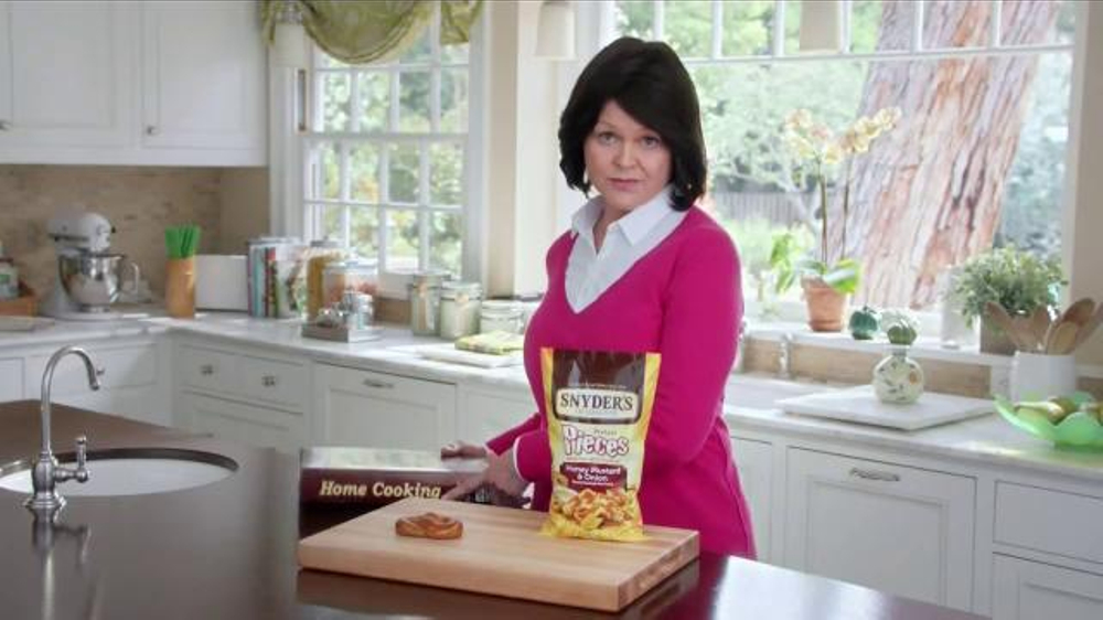Snyders Pretzel Pieces Of Hanover Tv Commercial For Your Own Good