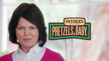 Snyder's Pretzel Pieces of Hanover TV Spot, 'For Your Own Good' - Thumbnail 10
