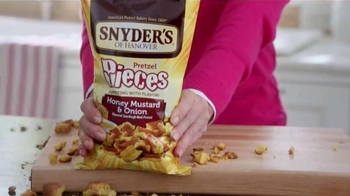 Snyder's Pretzel Pieces of Hanover TV Spot, 'For Your Own Good' - Thumbnail 9
