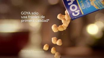 Goya Garbanzos TV Spot, 'Melissa y Toni: una cena romántica' [Spanish] - Thumbnail 7