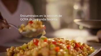 Goya Garbanzos TV Spot, 'Melissa y Toni: una cena romántica' [Spanish] - Thumbnail 9