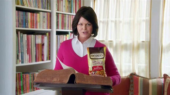 Snyder's of Hanover Pretzel Pieces TV Spot, 'Dictionary' - Thumbnail 1