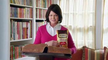 Snyder's of Hanover Pretzel Pieces TV Spot, 'Dictionary' - Thumbnail 2
