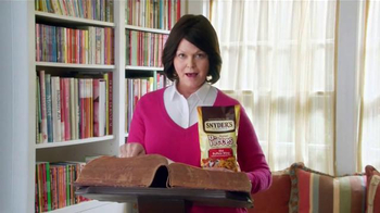 Snyder's of Hanover Pretzel Pieces TV Spot, 'Dictionary' - Thumbnail 3