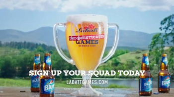 Labatt Beer TV Spot, '2016 Undomesticated Games' - Thumbnail 7