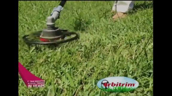 Orbitrim TV Spot, 'Perfect Solution for a Perfect Yard'