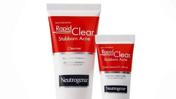 Neutrogena Rapid Clear Stubborn Acne TV Spot, 'Natasha's Story' - Thumbnail 3