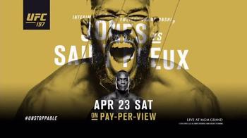 UFC 197 TV Spot, 'Jones vs Saint Preux' - Thumbnail 8