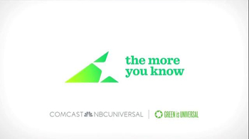 The More You Know TV Spot, 'Water Conservation' Featuring Hoda Kotb - Thumbnail 3