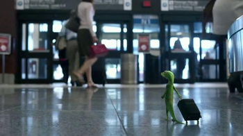 GEICO TV Spot, 'Baggage Claim: Gecko Journey' - 4515 commercial airings