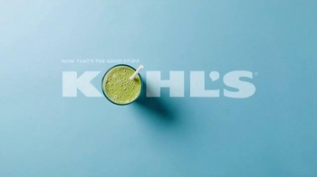 Kohl's TV Spot, 'Green Smoothie' - Thumbnail 10