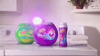 Gain Detergent TV Spot, 'Travel Day' canción de Tag Team [Spanish] - Thumbnail 10