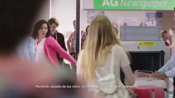 Gain Detergent TV Spot, 'Travel Day' canción de Tag Team [Spanish] - Thumbnail 6