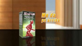Shot B Multivitamínico TV Spot, 'Sistema inmunológico saludable' [Spanish] - Thumbnail 10
