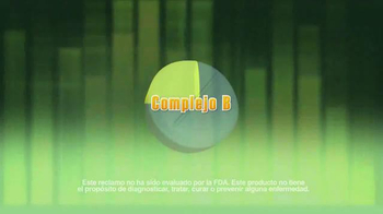 Shot B Multivitamínico TV Spot, 'Sistema inmunológico saludable' [Spanish] - Thumbnail 6