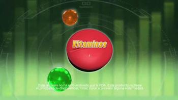 Shot B Multivitamínico TV Spot, 'Sistema inmunológico saludable' [Spanish] - Thumbnail 7