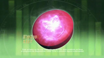 Shot B Multivitamínico TV Spot, 'Sistema inmunológico saludable' [Spanish] - Thumbnail 8