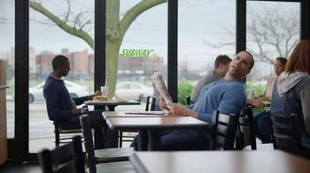 Subway Carved Turkey and Bacon Sandwich TV Spot, 'Tarea' [Spanish] - 1036 commercial airings