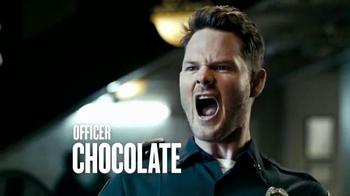 Hershey's & Reese's Snack Mix TV Spot, 'Snack Patrol' - 3174 commercial airings