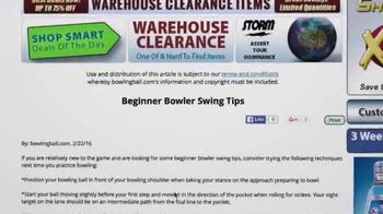 Bowlingball.com TV Spot, 'ESPN: PBA League' - Thumbnail 3