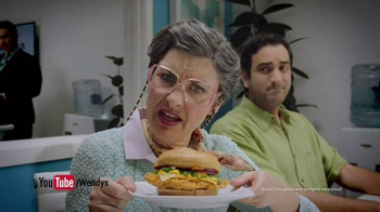 Wendy's Jalapeño Fresco Spicy Chicken Sandwich TV Spot, 'Focus Groups' - 6064 commercial airings