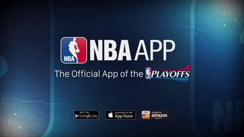 NBA App TV Spot, 'Just One Play' - Thumbnail 8