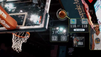 NBA App TV Spot, 'Just One Play' - Thumbnail 5