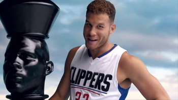 2016 Kia Optima TV Spot, 'Chess' Featuring Blake Griffin - 194 commercial airings