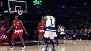 Intel Sports TV Spot, 'Experience 360' Ft. Kobe Bryant, LeBron James - Thumbnail 3