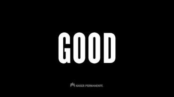 Kaiser Permanente TV Spot, 'Good Habits' Ft. Stephen Curry, Ayesha Curry - Thumbnail 1