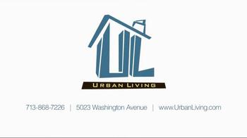 Urban Living TV Spot, 'Inner City' - Thumbnail 8