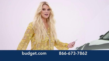 Budget Rent a Car TV Spot, \'You\'ve Arrived\' Featuring Jessica Simpson