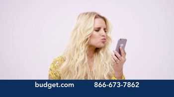 Budget Rent a Car TV Spot, 'You've Arrived' Featuring Jessica Simpson - Thumbnail 7