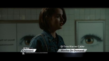 Time Warner Cable On Demand TV Spot, 'I Am Wrath and Exposed' - Thumbnail 1