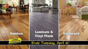 Lumber Liquidators TV Spot, 'Distressed Flooring' - Thumbnail 10