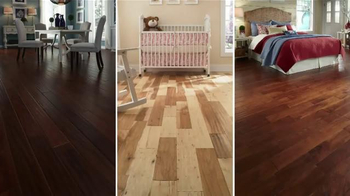 Lumber Liquidators TV Spot, 'Distressed Flooring' - Thumbnail 3