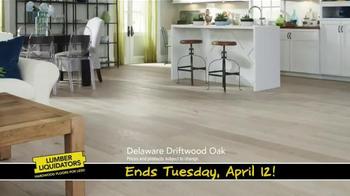 Lumber Liquidators TV Spot, 'Distressed Flooring' - Thumbnail 5