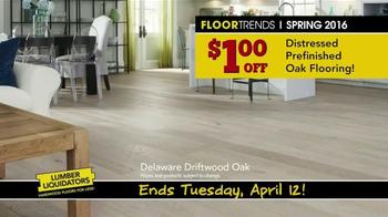 Lumber Liquidators TV Spot, 'Distressed Flooring' - Thumbnail 6