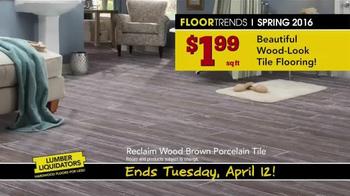 Lumber Liquidators TV Spot, 'Distressed Flooring' - Thumbnail 7