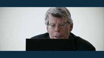 IBM TV Spot, 'Stephen King + IBM Watson on Storytelling' - Thumbnail 5