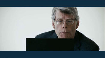 IBM TV Spot, 'Stephen King + IBM Watson on Storytelling' - Thumbnail 8