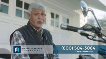 Finance of America Reverse TV Spot, 'Enjoy Your Home and Get Tax-Free Cash'